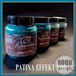 Patina hatás effekt rendszer - Autentico
