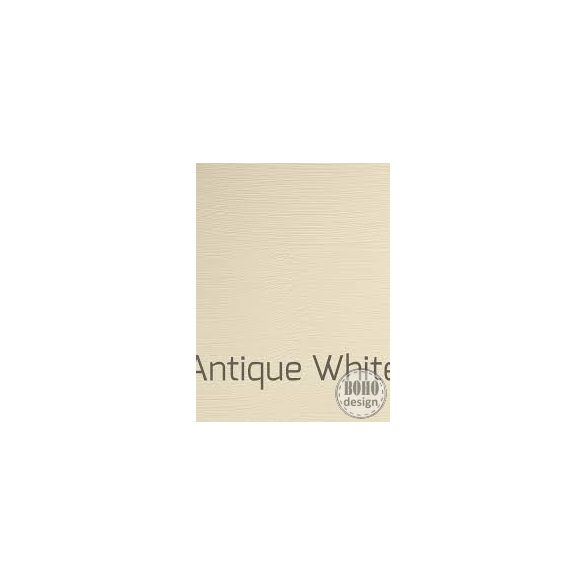 Antique White  -  AUTENTICO VERSANTE (nem kell viaszolni vagy lakkozni)