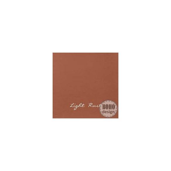 Light Rust -  ÚJ szín 2021 - AUTENTICO VINTAGE CHALK PAINT