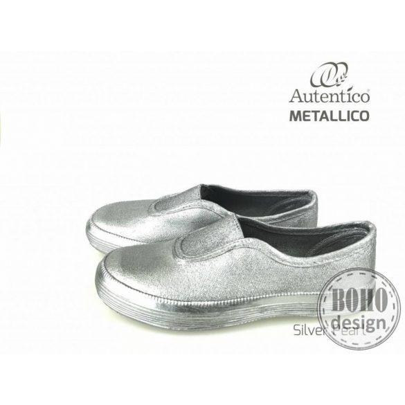 Silver Pearl - Autentico metál bútorfesték