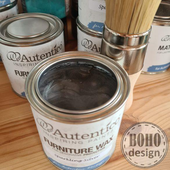 Ezüst bútorviasz - Autentico Silver wax