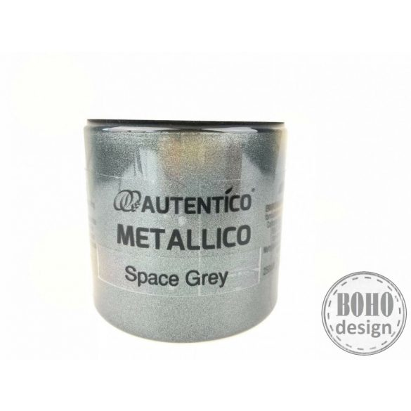 Space grey- Autentico metál bútorfesték