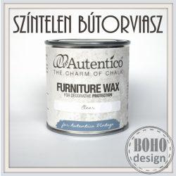 Színtelen bútorviasz 500 ml - AUTENTICO CLEAR WAX