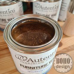 Réz bútorviasz - Autentico Copper wax