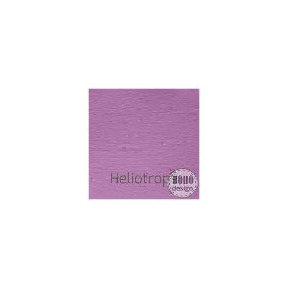 Heliotrope  -  AUTENTICO VERSANTE (nem kell viaszolni vagy lakkozni)