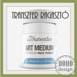 Transzfer ragasztó -AUTENTICO ART MEDIUM