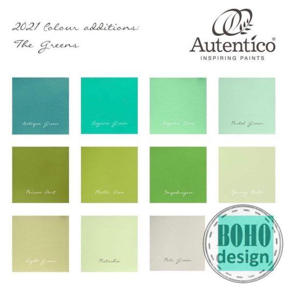 Light  Green  -  ÚJ szín 2021 - AUTENTICO VINTAGE CHALK PAINT