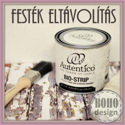 Festék eltávolítás -  AUTENTICO BIO-STRIP