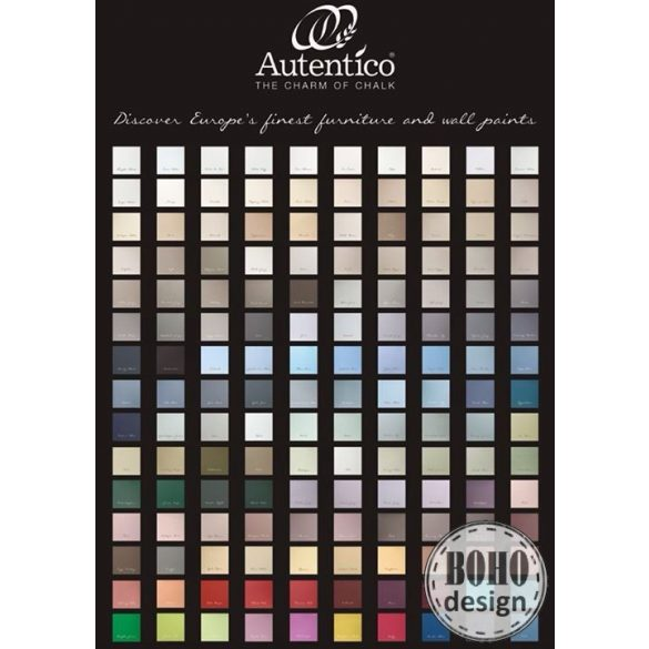 Evening Shadow  - AUTENTICO VINTAGE CHALK PAINT   TR