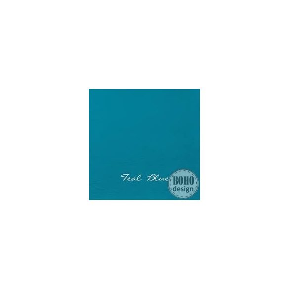 Teal Blue  -  ÚJ szín 2021 - AUTENTICO VINTAGE CHALK PAINT