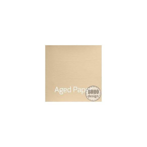 Aged Paper -  AUTENTICO VERSANTE (nem kell viaszolni vagy lakkozni)