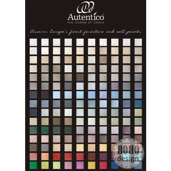 Soft Grey - AUTENTICO VINTAGE CHALK PAINT