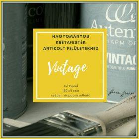 Krétafesték - Vintage Chalk Paints