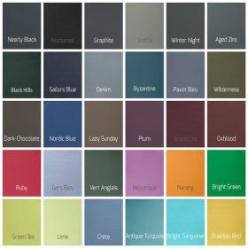 Különleges színek